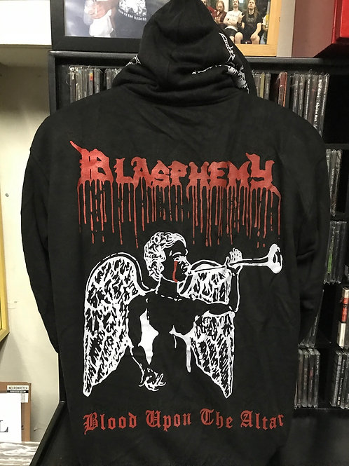 BLASPHEMY -Blood Upon The Altar