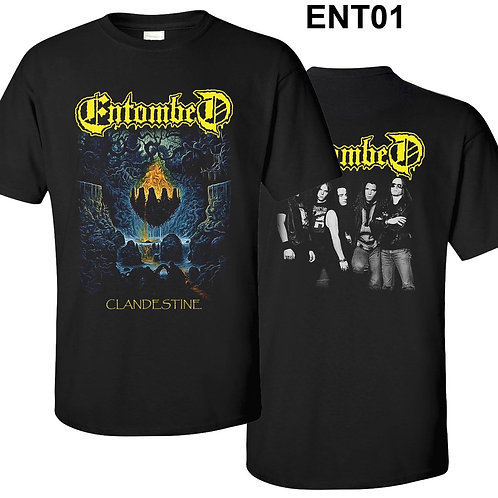 ENTOMBED-Clandestine
