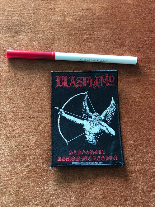 BLASPHEMY - Singahell Demoniac