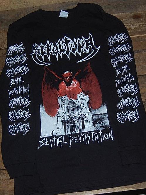 SEPULTURA -Bestial Devastation