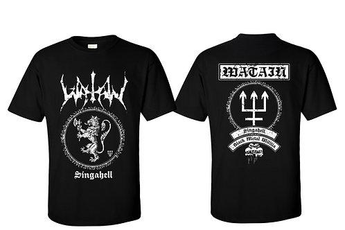 Watain -Live singahell