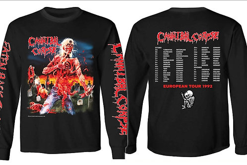 CANNIBAL CORPSE - European tour 1992