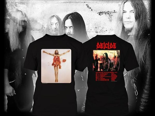 DEICIDE - Once Upon the Cross