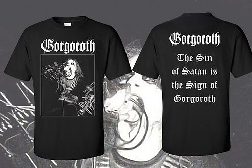 GORGOROTH -The sin