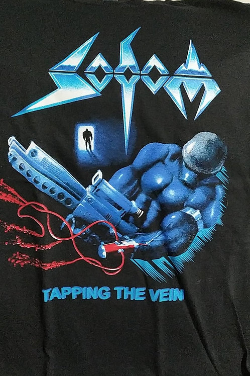 SODOM - Tapping the vein tour 92