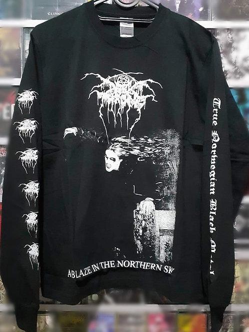 DARKTHRONE -Ablaze In The Northern Sky