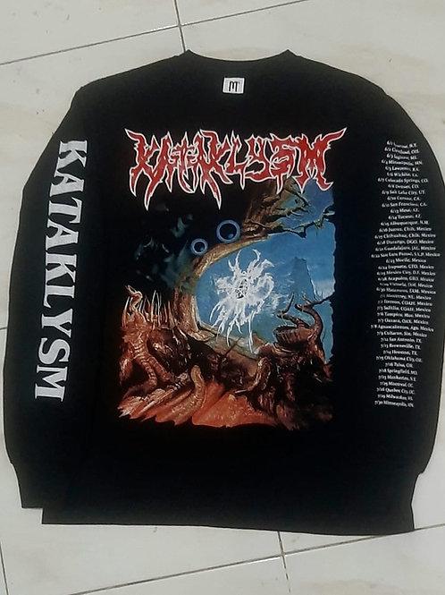 KATAKLYSM -Northern Hyperblast Tour