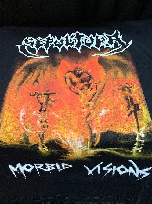 SEPULTURA - Morbid vision
