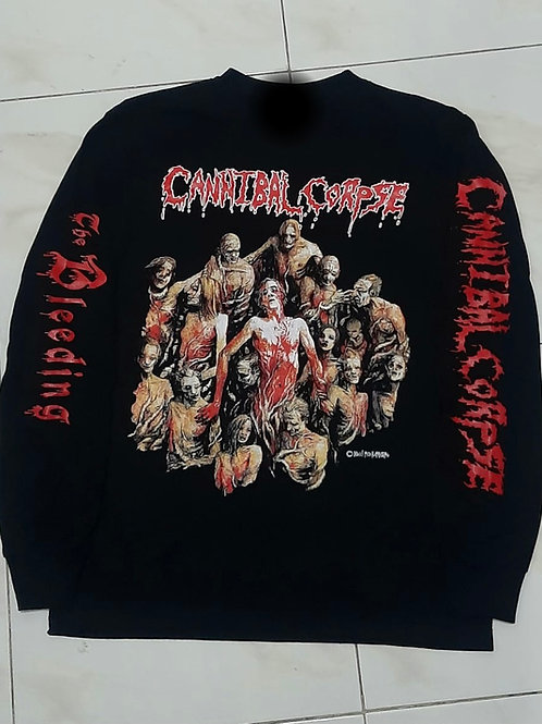 CANNIBAL CORPSE -The Bleeding