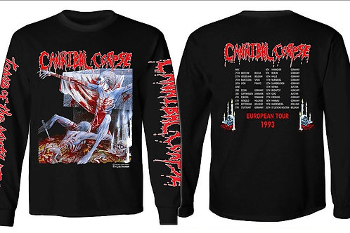 CANNIBAL CORPSE - 1993 European Tour