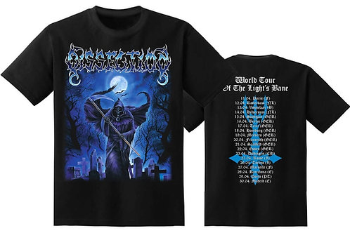 DISSECTION -World tour of the lights bane