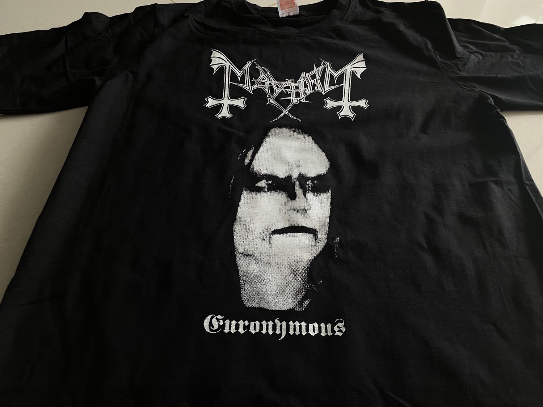 MAYHEM -Euronymous