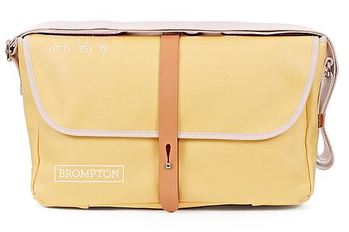 Brompton Shoulder Bag Yellow