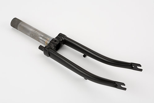 Brompton Front fork - Matt - (Black) (RAL9005)
