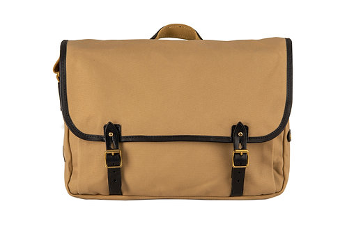 Brompton Game Bag Medium - Tan