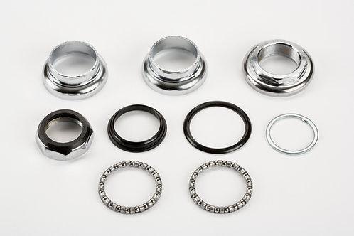 """Headset 1 1/8"""" - Steel (Silver)"""