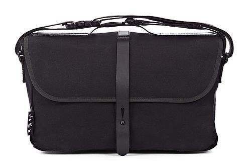 Brompton Shoulder Bag Black