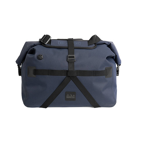 Brompton Borough Waterproof Bag Large in Navy