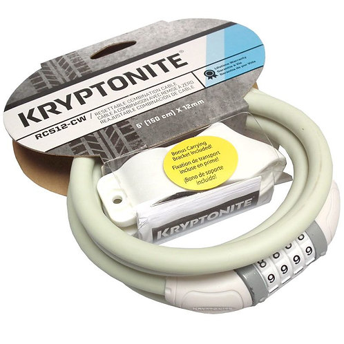 Kryptonite RC512-CW Blanco Clave