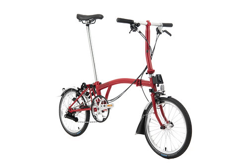 Brompton S6L House Red