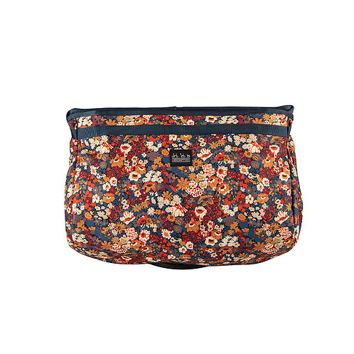 Brompton Borough Basket Bag in Liberty Fabric