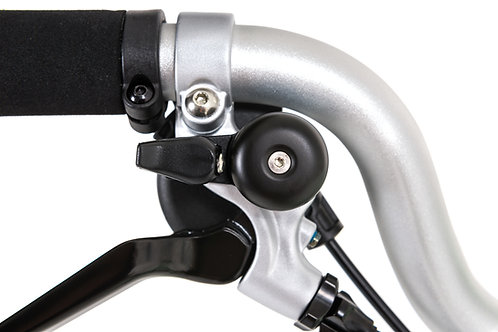 Bell + fittings for integrated brake lever (Black) (2017 - )