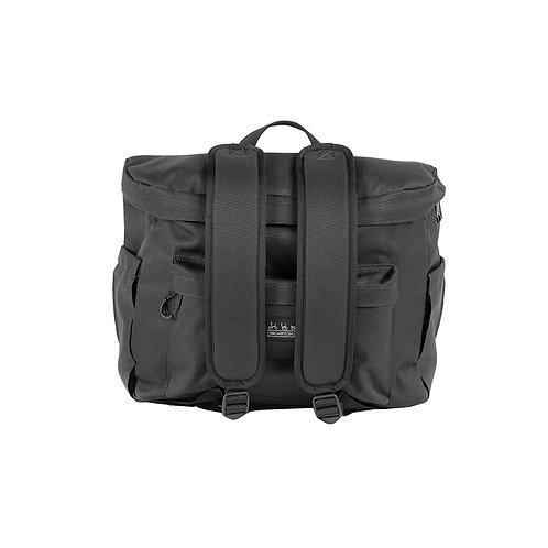 Brompton Metro Backpack Medium in Black