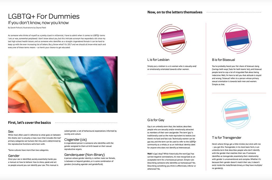 LGBTQ+ For Dummies
