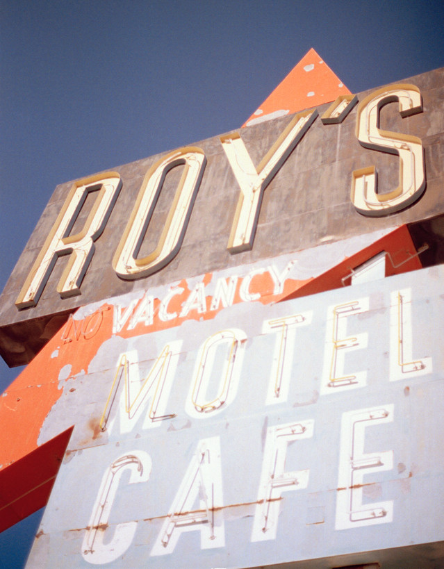 Roy's Route 66, California