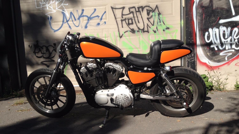 Harley-Davidson xl1200