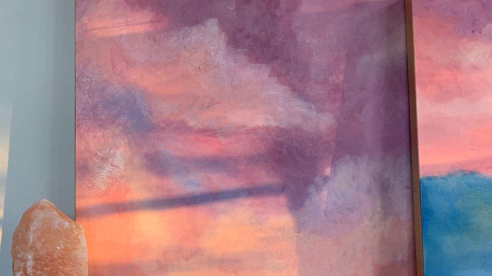 Cicada Sunset