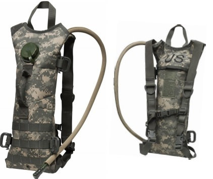 US Army Hydration Carrier & Bladder 3L