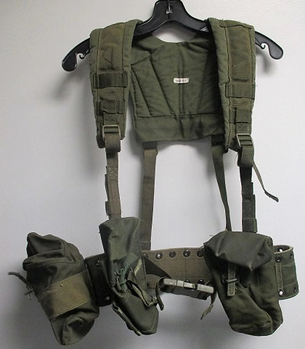 Surplus Canadian Army 84 Pattern Harness