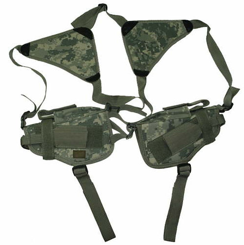 ACU Horizontal Double  Shoulder Holsters