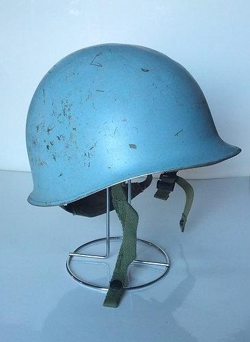 US Army Surplus M1 Blue Peace Keeper Helmet