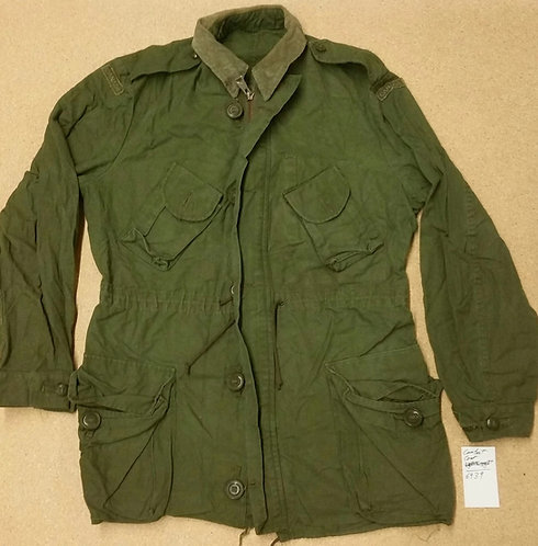 Canadian Army 3 Season Combat Coat With Liner