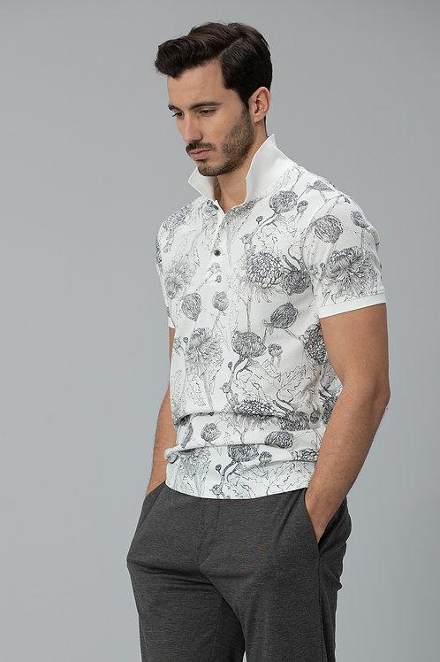 Lufian Capri Spor Polo T- Shirt