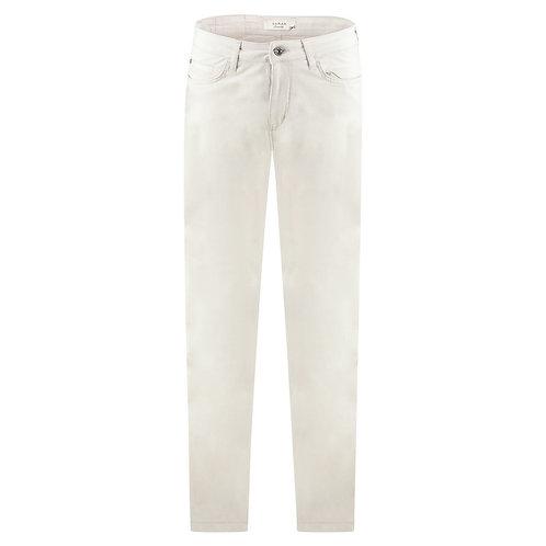 Sarar Modern Fit Costelle Spor 5 Cep Pamuk Pantolon Taş
