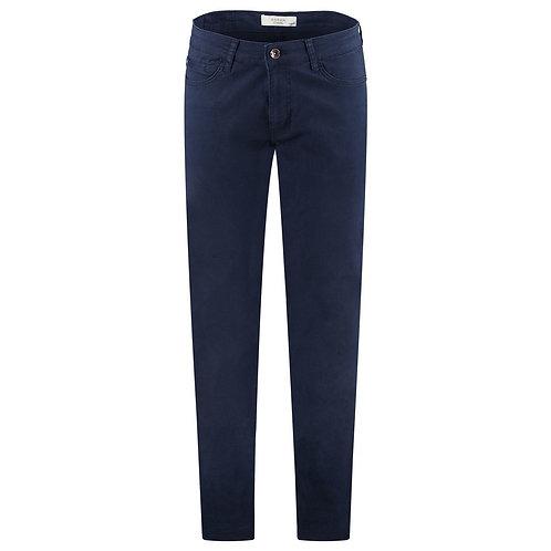 Sarar Modern Fit Costelle Spor 5 Cep Pamuk Pantolon Lacivert