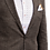 Thumbnail: Mono Uomo Slim Fit Astarsız Ceket 671-05