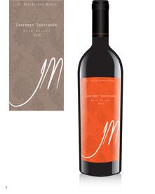 J.McClelland Wine Label 3