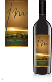 J.McClelland Wine Label 5