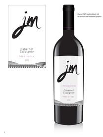 J.McClelland Wine Label 6