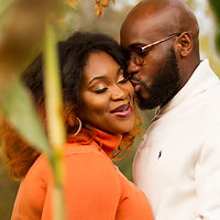 Engagement Photos in Bowie, Maryland