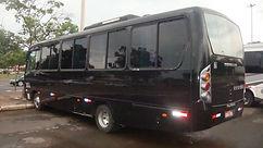 locação de micro onibus com wc em Brasília DF.