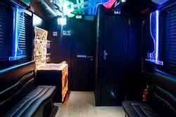 Bar de apoio Las Vegas Party Bus