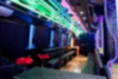 Las Vegas Party bus boate intinerante.