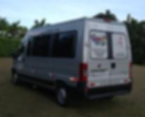 Aluguel de Vans em Brasília DF