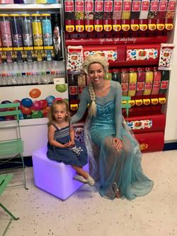 Elsa Come to Bubba Sweet Spot