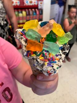 Loaded Ice Cream